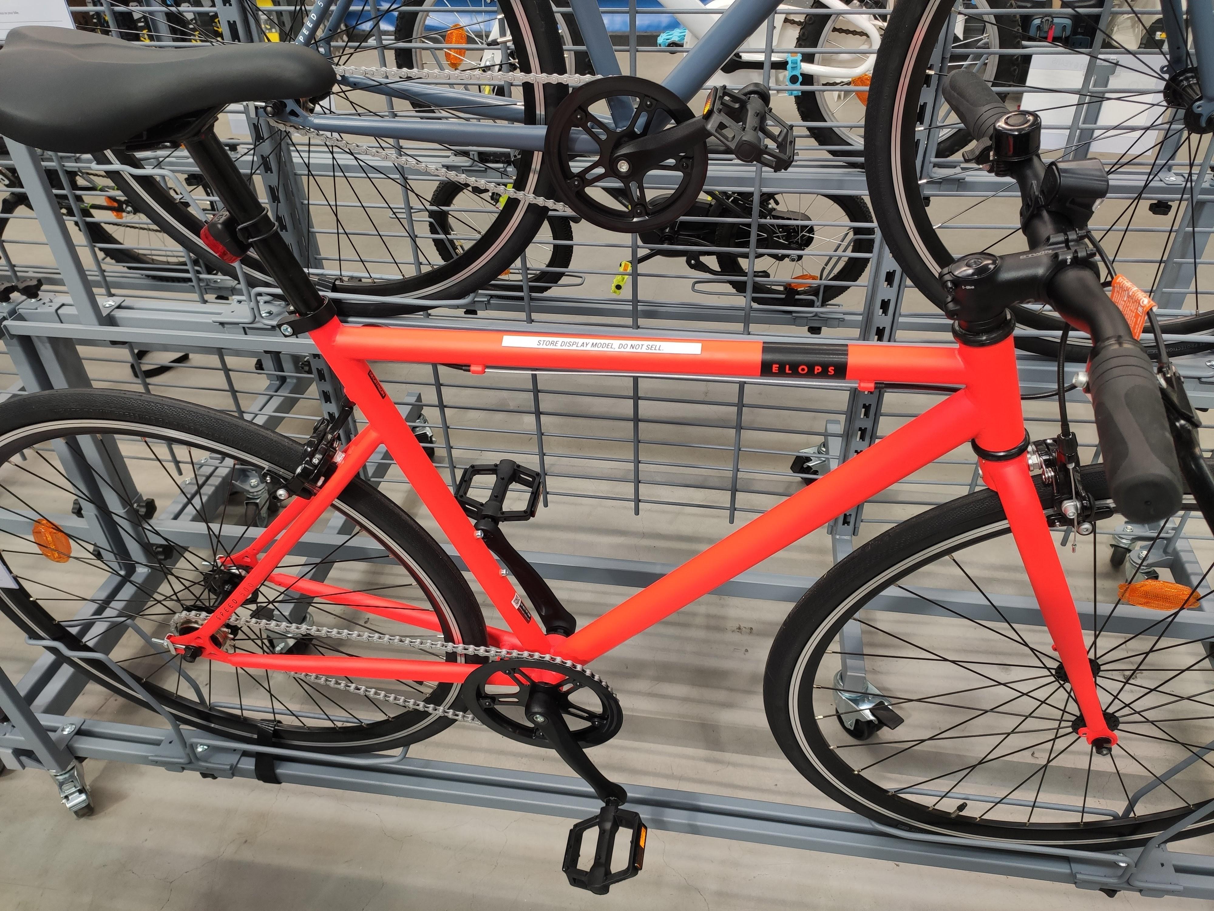 Decathlon Elops 500 tracklocross bike