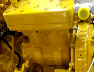 Compressor – 56 CFM Engine Driven
