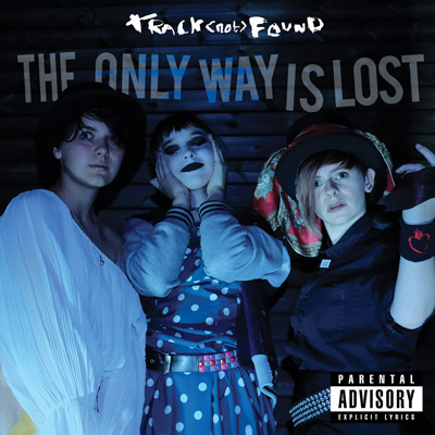 Track not found - the only way is lost