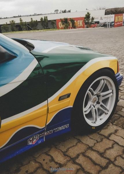 TrackRecon Zwartkopz 2019 BMW Car Club e36 M3 STC S54
