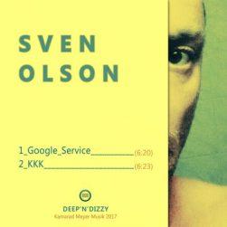 KMM018 Sven Olson - Google Service/KKK