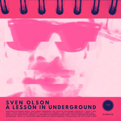 DAM020 Sven Olson - A Lesson In Underground