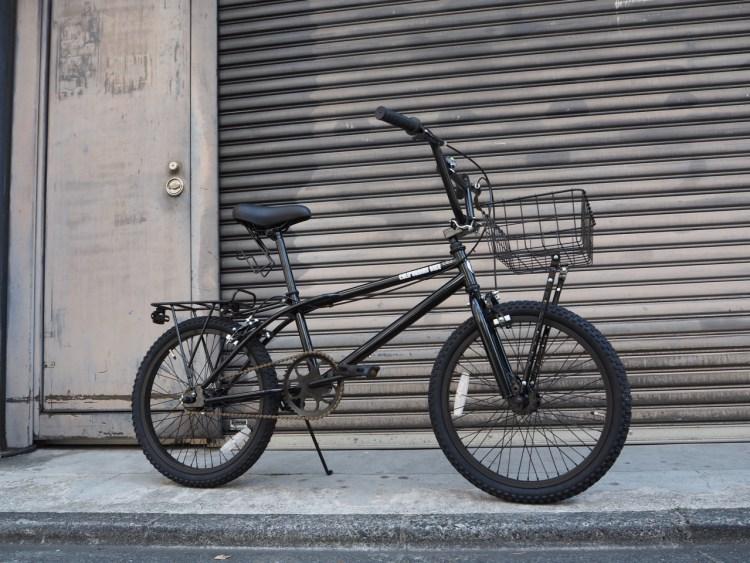 BMX,カリフォルニアンバイク,街乗り