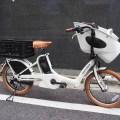 BIKKE,ビッケ,ポーラー,電動自転車,ブリヂストン