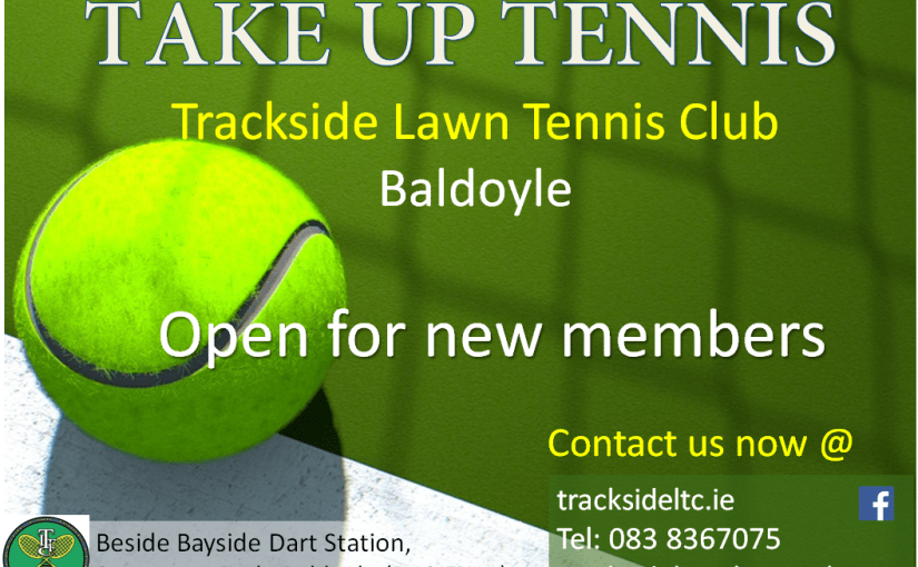 Would you like to join Trackside LTC?