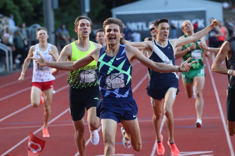 USA Olympic trials - Track and field
