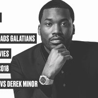 New Podcast:! Chance reads Galatians, 4 2018 Movies, the Death of 2018, Meek Mill vs Derek Minor: 12/15/18
