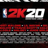 1K Phew And Tobe Nwigwe On NBA 2K20 Soundtrack | @1kphew @tobenwigwe @trackstarz