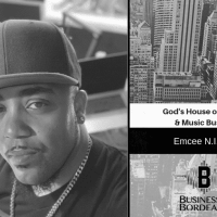 New Podcast:! Emcee N.I.C.E | God's House Of Hip Hop and Music Business | @gh3radio @emceenicela @jasonbordeaux1 @trackstarz