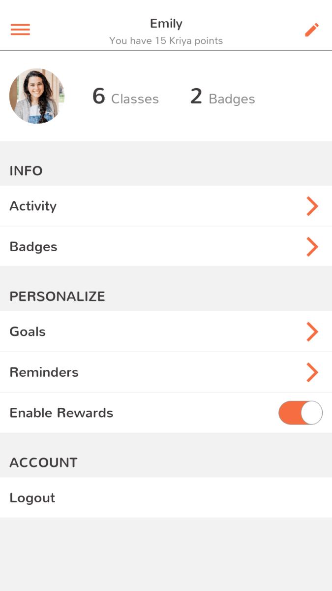 Download the best yoga app