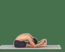 Seated Forward Bend Yoga