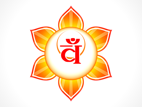 balancing the second chakra