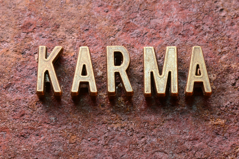 the cycle of karma