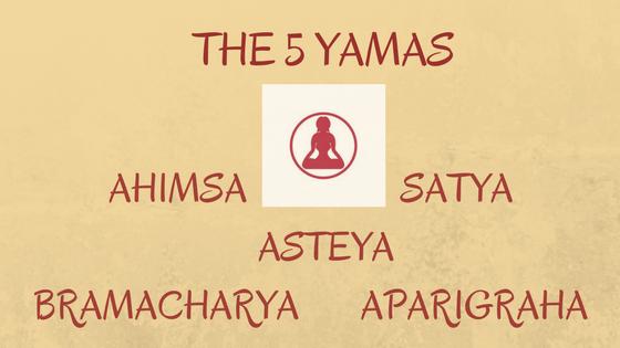 the yamas