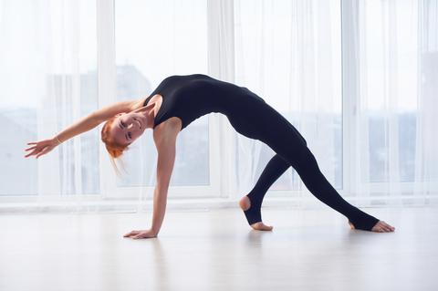 new yoga poses