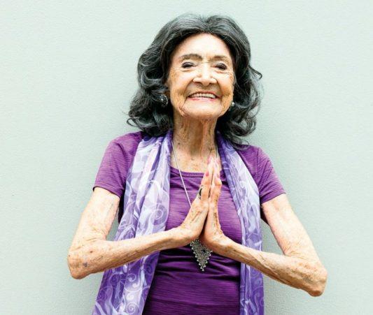100 year yogi