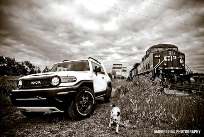 2008 Toyota FJ Cruiser TRD Trail Teams Review