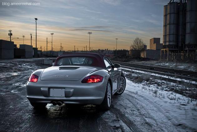 2008 Porsche BoxsterS RS60 Spyder Review