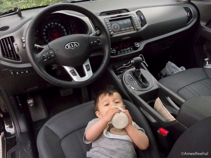 2011 Kia Sportage SX Turbo review