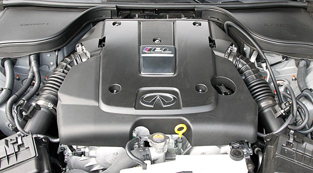 2011 Infiniti G37 IPL Coupe Review engine