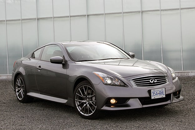 2011 Infiniti G37 IPL Coupe Review