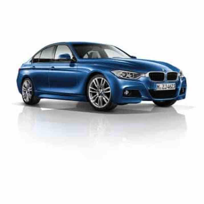 2012 BMW 3 Series Sedan M package