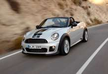 all-new 2012 MINI Roadster