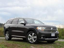 2011 Dodge Durango Citadel Review