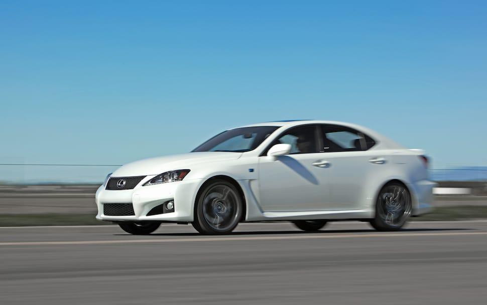 2012 Lexus IS F