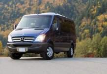 2012 Mercedes-Benz Sprinter Wagon Review