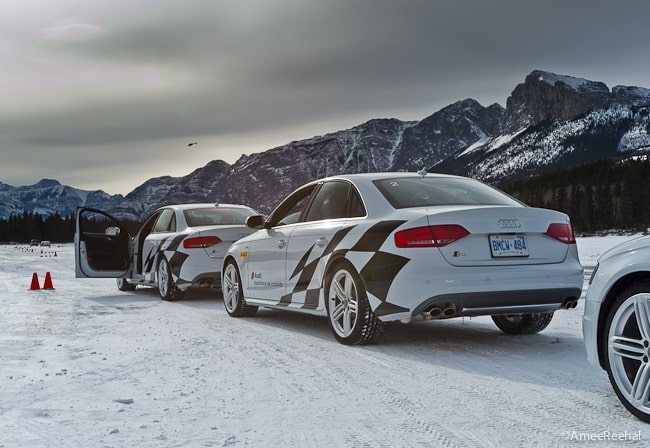 2012 Audi Driving Experience