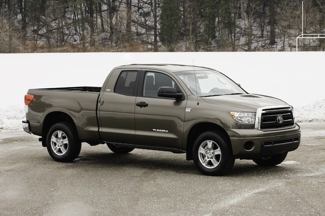 2012 Toyota Tundra Review