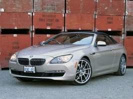 2012 BMW 650i Cabriolet Review