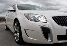 2012 Buick Regal GS Review: