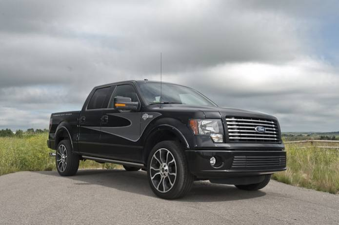2012 Ford F-150 SuperCrew Harley-Davidson Edition Review