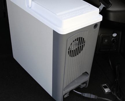 Koolatron P20 Compact 12-Volt Cooler Product Review
