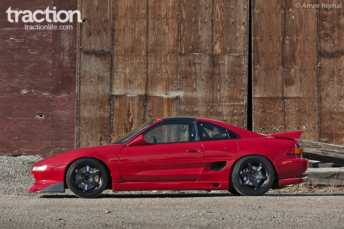 Lost and Found A Slammed 1991 Toyota MR2 Turbo Feature
