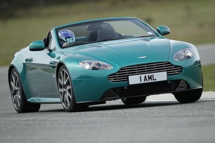2012 Aston Martin V8 Vantage S Review