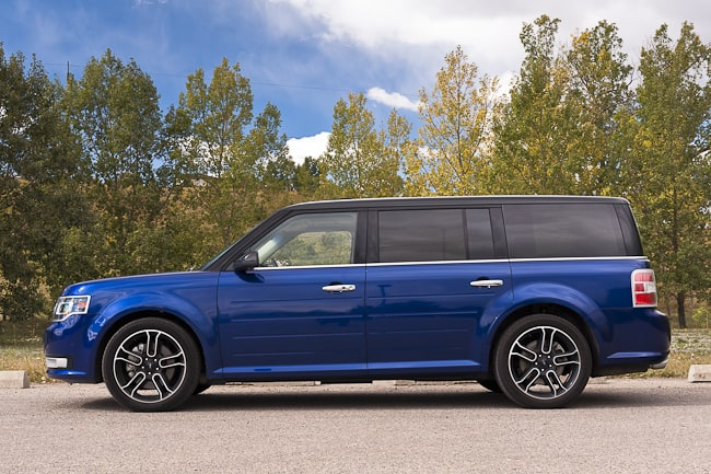 2013 Ford Flex Limited Review
