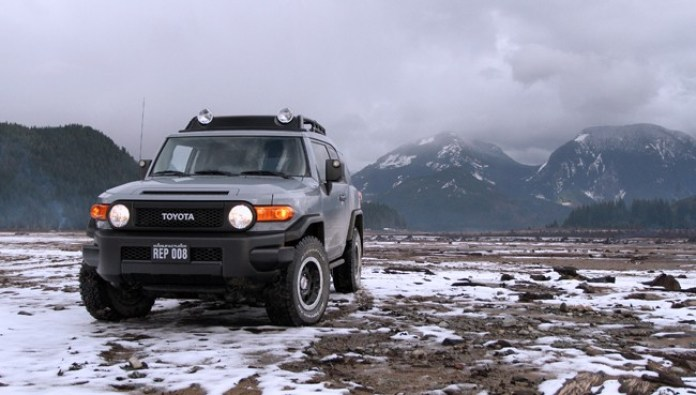 2013 Toyota FJ Cruiser Trail Teams Special Edition Review