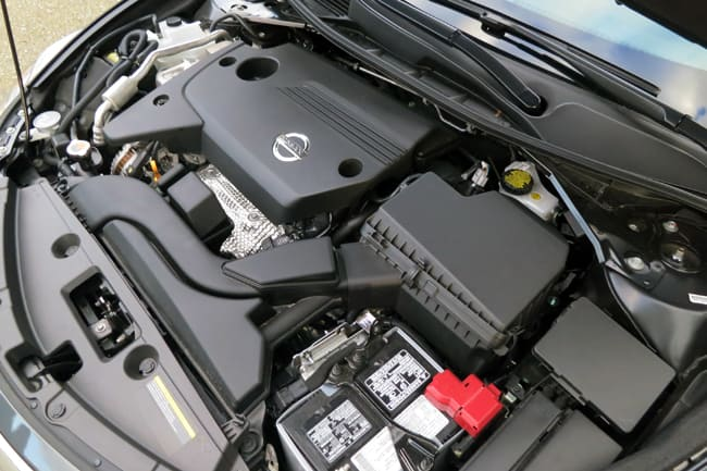 2013 Nissan Altima engine
