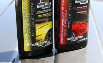 Shining Monkey Car Care Products Review