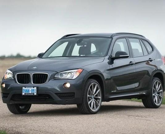 2013 BMW X1 xDrive35i Review