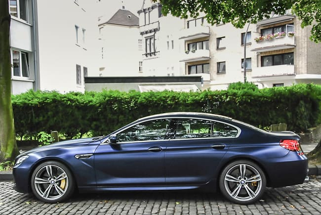 2014 BMW M6 Gran Coupé Review