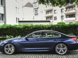 2014 BMW M6 Gran Coupé Review