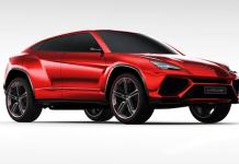 Lamborghini-Urus-Concept-front