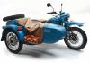 Ural X Pendleton Gaucho Rambler Sidecar Motorcycle-rear