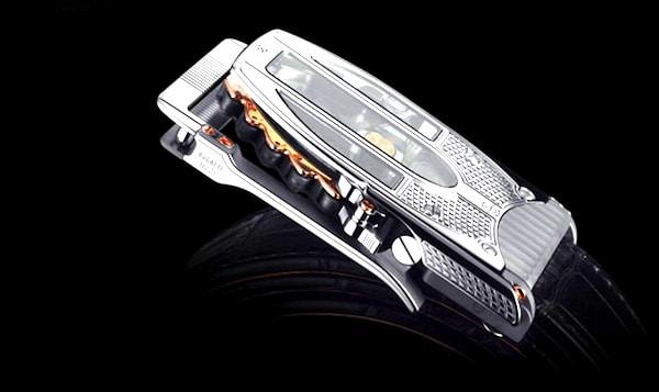 Roland Iten Bugatti Belt Buckle