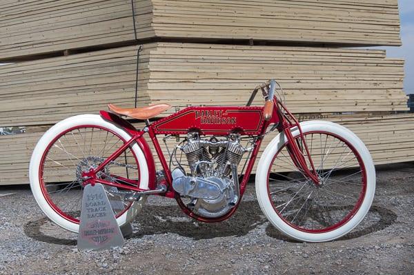 1916 Harley Davidson Board Track Racer Replica