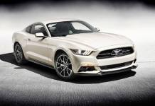 Ford-Mustang-50 Year-Limited-Edition